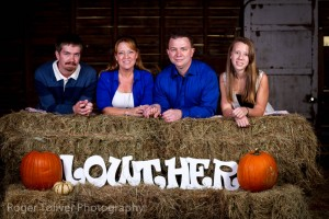 Lowther Family Portrait